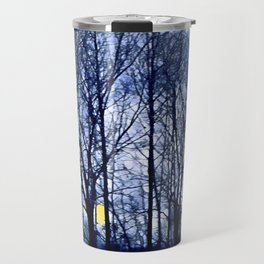 Arkansas Blues Travel Mug