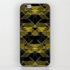 Laser Reflection iPhone & iPod Skin