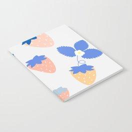 SWEET STRAWBERRIES Notebook