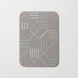 Geometric Shapes 06 Bath Mat