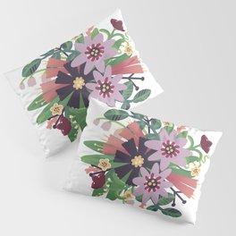 Honeysuckle & Passionflowe Pillow Sham
