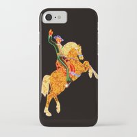 las vegas iPhone & iPod Cases featuring Las Vegas by Taira