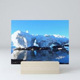 Balancing Act Mini Art Print