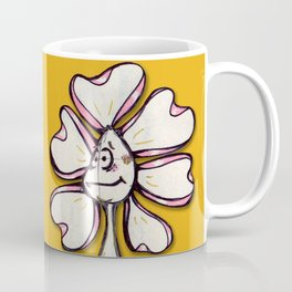 """I'm Awake! Really!!"" Flowerkid Coffee Mug"