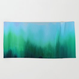 Endless or Forever Beach Towel