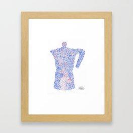 coffee maker Framed Art Print