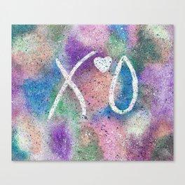 XO Fans Canvas Print