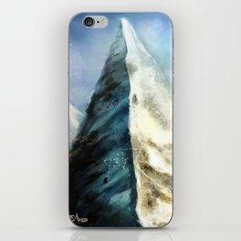 Sunset Peak iPhone Skin