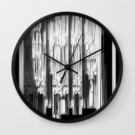 SPIKE INTERIOR SECTION Wall Clock