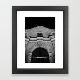 Alamo #4 Framed Art Print