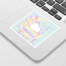 Sweet Hamster Sticker