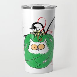 Wrapping Presents Travel Mug