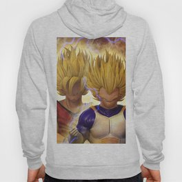 Goku and Vegeta Hoody