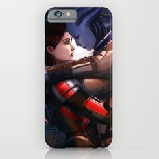 Mass Effect - Safe in your arms Slim Case iPhone 6s