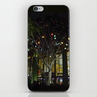 outdoor iPhone & iPod Skins featuring Outdoor Magic I by Around The Park