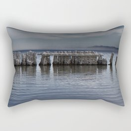 Pillars of Salt Rectangular Pillow
