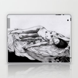 """""""2062: the castle of trapped Amazons"""" cover Laptop & iPad Skin"""