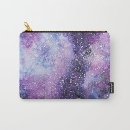 Space. Watercolor Carry-All Pouch