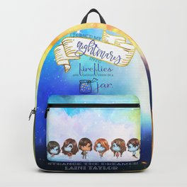 Sarai's Fireflies Backpack