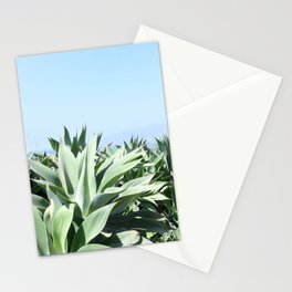 palisades agave Stationery Cards