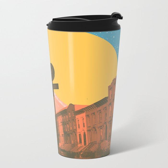 Dusk #1 Metal Travel Mug