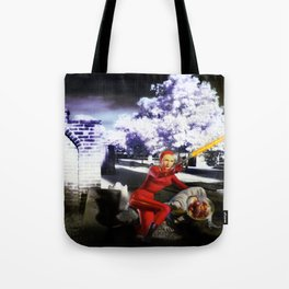 Plan X From Outer Space Tote Bag