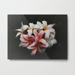 flowers of Malaysia Metal Print