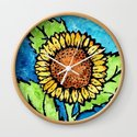 Modern Style Sunflower Painting by artistadron