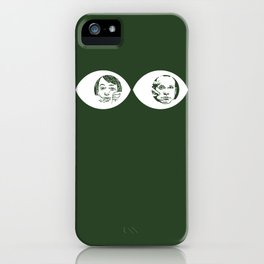Peepers - Peep Show iPhone Case