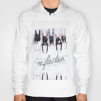 fifth harmony Hoodies featuring Reflection Harmony by Leticia