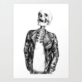 I'm waiting for... Art Print