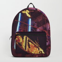 Temple Street Backpack