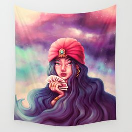 Cards Wall Tapestry