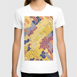 Abstract Geometric Artwork 84 T-shirt