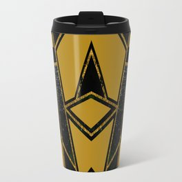 Geometric #635 Travel Mug