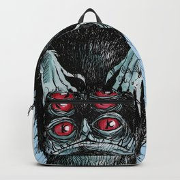 MONSTER IN MY CLOSET Backpack