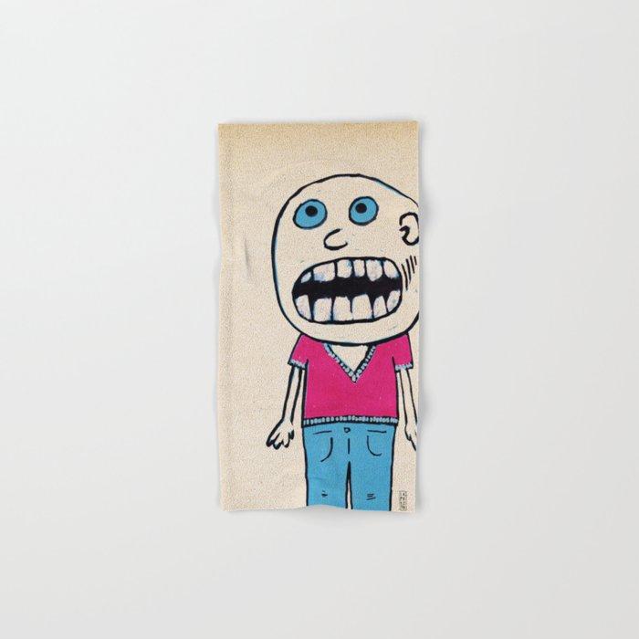 - no way - Hand & Bath Towel