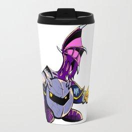 Meta Knight Travel Mug