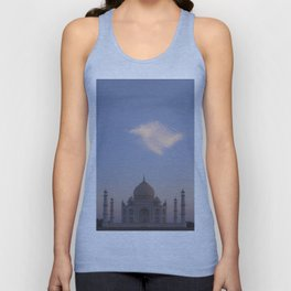Taj Mahal Unisex Tank Top