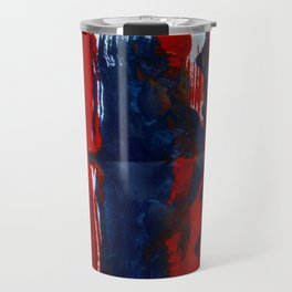 """""""American City in Refection"""" by Kevin DeCamp Travel Mug"""