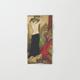 John Collier - Pomps and Vanities Hand & Bath Towel