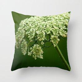 Wild Flower 1 Throw Pillow