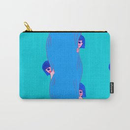 Feeling Shy Carry-All Pouch
