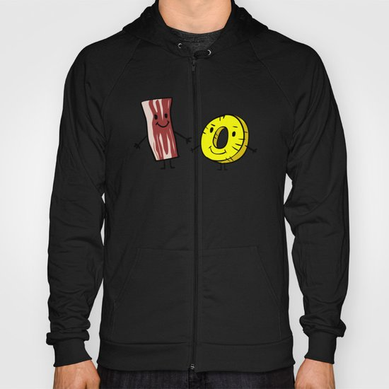 Bacon Pineapple Hoody