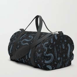 Mystical Collection-Black Duffle Bag