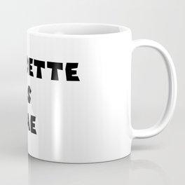 Bowsette is Bae Coffee Mug