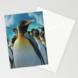 Penguin Paradise Stationery Cards
