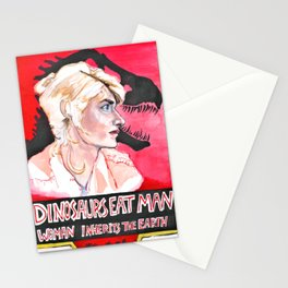 Woman Inherits the Earth Stationery Cards