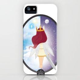 Bringer of light iPhone Case