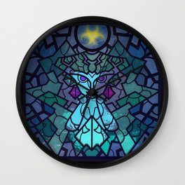 Sage of Water Wall Clock